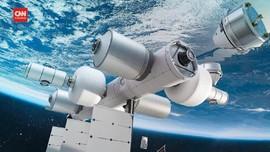 VIDEO: Jeff Bezos akan Buat Pusat Sains di Stasiun Luar Angkasa
