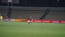 Shin Tae Yong Puji Semangat Juang Timnas U-23 vs Australia
