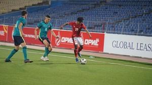 Witan Cetak Gol Ciamik, Timnas U-23 Kalah 2-3 dari Australia