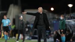 Maaf, Zidane Tidak Tertarik Melatih MU