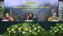 Indonesia Siap Jadi Tuan Rumah COP-4 Konvensi Minamata