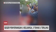 VIDEO: Geger Penyerangan 1 Keluarga, 3 Tewas 1 Terluka