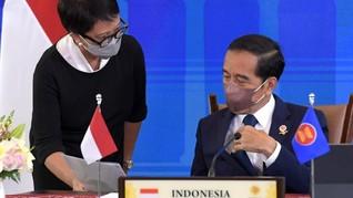 Jokowi Ingin ASEAN-India Tingkatkan Kerja Sama Industri Kesehatan