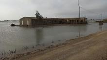FOTO: Perubahan Iklim, Desa di Spanyol Terancam Tenggelam