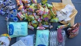 TNI AL Temukan Barang-barang Penumpang KM Liberty yang Karam