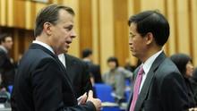 Dubes China untuk Australia Disebut Tinggalkan Canberra