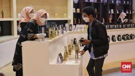 FOTO: Semarak Indonesia Sharia Economic Festival 2021