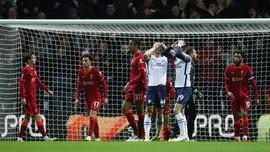 Hasil Piala Liga Inggris: Liverpool ke Perempat Final, Man City Gagal