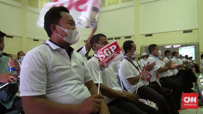 Relawan SGP Gelar Deklarasi, Klaim Arus Bawah Tak Terkait Ganjar
