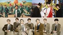 BTS-Squid Game Masuk Nominasi People's Choice Awards 2021