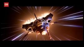 VIDEO: Petualangan Buzz ke Ruang Angkasa di Trailer Lightyear