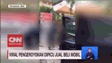 VIDEO: Viral Penganiayaan Pegawai Kedai Kopi