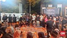 'Seribu Lilin' di Sumbar Jadi Wadah Refleksi Tujuh Tahun Jokowi