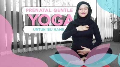 Yoga Lembut yang Sangat Cocok untuk Ibu Hamil