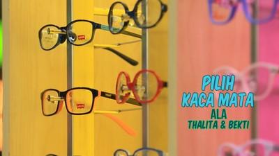 Begini Cara Tepat Pilih Kacamata untuk Anak