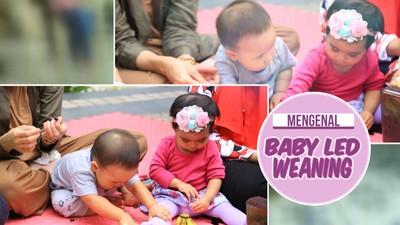 Cara Mama Seleb Ajarkan Anak Menyapih Diri Sendiri