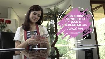 Tips Mengelola Keuangan Ala Astrid Tiar