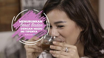 Tips Diet, Langsing dengan Air Madu