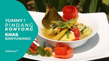 Yummy! Resep Pindang Koyong Khas Banyuwangi