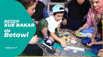 Resep Kue Bakar ala Betawi