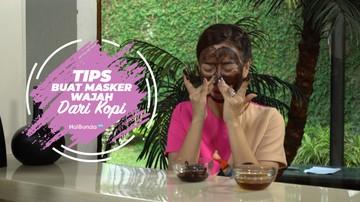 Tips Buat Masker Wajah Dari Kopi