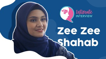 Eksklusif! Cerita Zee Zee Shahab Jadi Ibu Kedua Kalinya