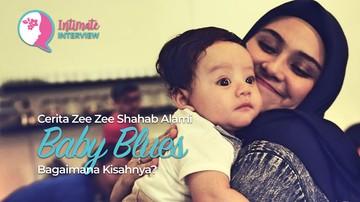 Cerita Zee Zee Shahab Alami Baby Blues, Bagaimana Kisahnya?