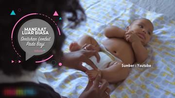 Manfaat Luar Biasa Sentuhan Lembut pada Bayi
