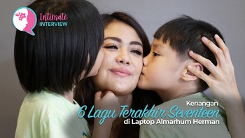 Kenangan 6 Lagu Terakhir Seventeen di Laptop Almarhum Herman