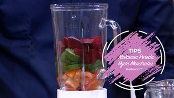 Makanan Pereda Nyeri Menstruasi