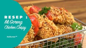 Resep Mi Goreng Chickhen Crispy